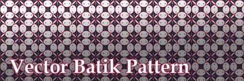 batik pattern 04 by Artfans