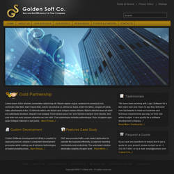 Elegant Business Web Template by Artfans
