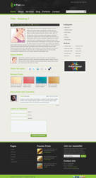 OPLAKUWE - Free Template- POST by Artfans
