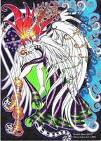 The Goddess of Dreams..... by RandomSheepGirl