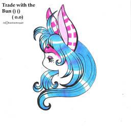 Trade with the Bun by RandomSheepGirl