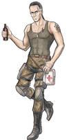 Meet my Medic by SargeCrys