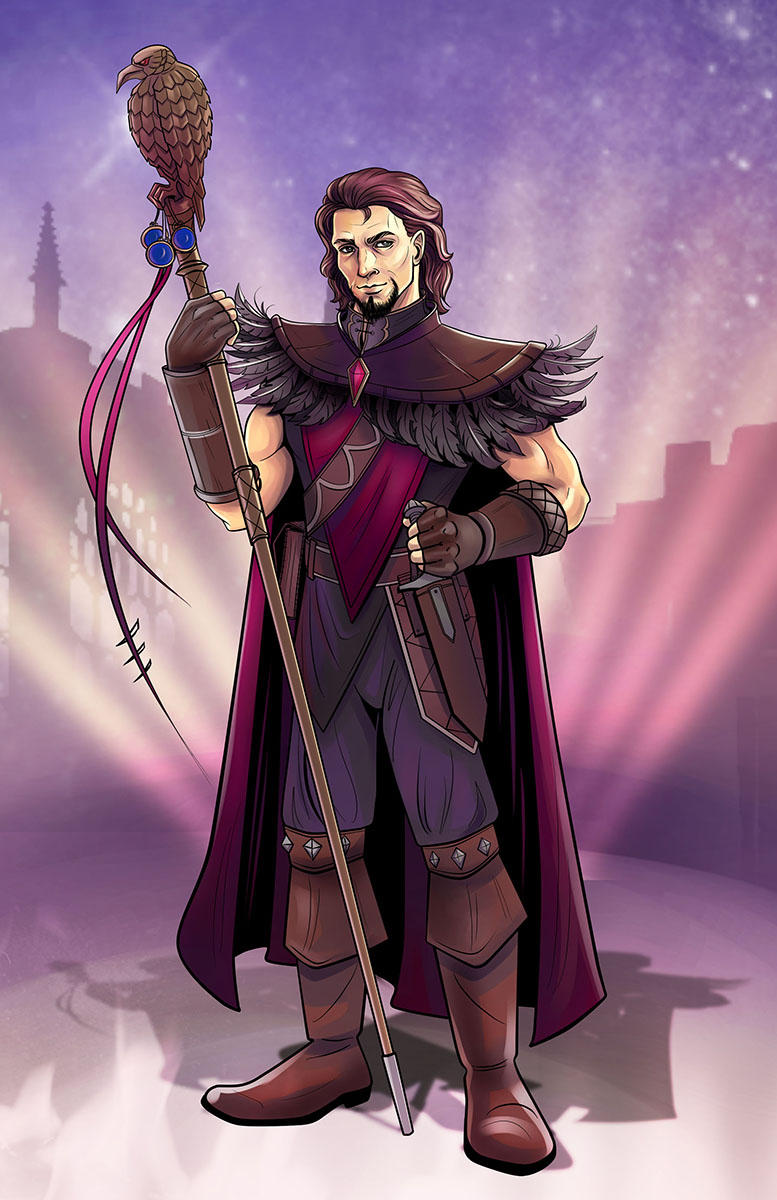 Party Medivh by SargeCrys