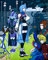 Aqua: together....always by sesiomet