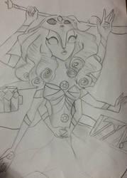 Temple goddess: SU by alicegirlbakugan