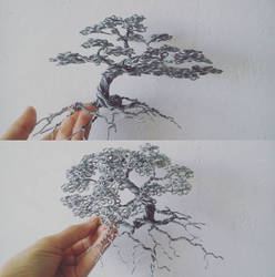 Silver Bonsai by manu-luces