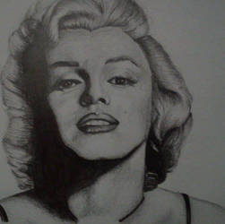 Marilyn Monroe! by manu-luces