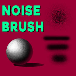 Noise brush by manu-luces by manu-luces