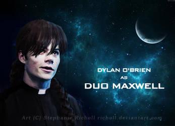 Dream Cast-Duo Maxwell by tronnie
