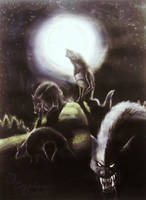 Werewolves by tronnie