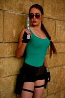 Cosplay Lara Croft - MissCroftCosplay by MissCroftCosplay