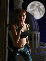 Cosplay Tomb Raider III - Nevada by MissCroftCosplay