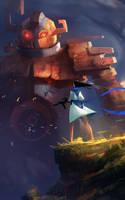 Giants by ARTazi