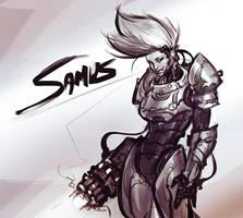 Samus Please by ARTazi