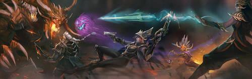 Diablo 3 Fanart by ARTazi