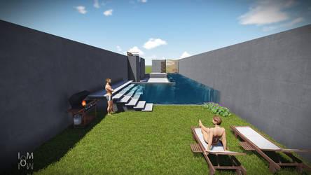 Render arquitectonico en Lumion by ik9889