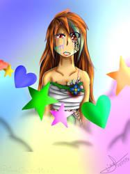 Flower in My Heart-PastelGore by rainbowangeliccomics