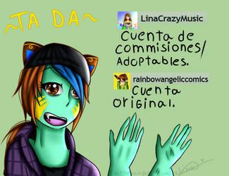 TA DA by rainbowangeliccomics