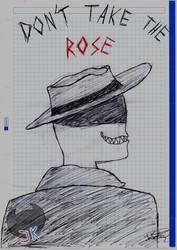 DON'T TAKE THE ROSE - Offenderman Creepypasta by JakinterKiller