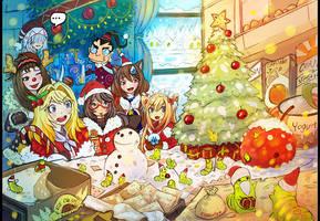 Merry Christmas!!! by Renard01