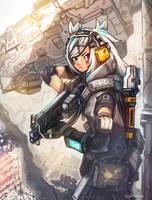 Combat Engineer by Renard01