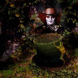 Alice in Wonderland by maggie-me