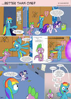 ...Better Than One? by HalflingPony
