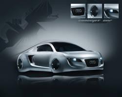 Audi by rsx1988