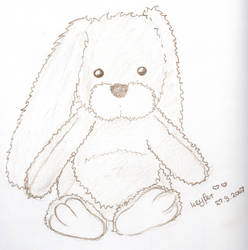 this is bunny... by keyfer