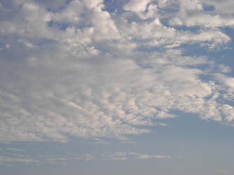 white clouds 2 by keyfer