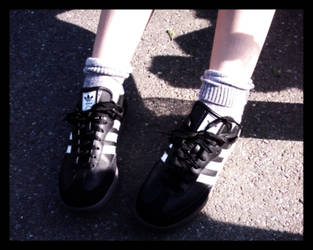 my shoes by keyfer