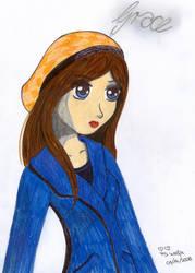 Grace Adams by keyfer