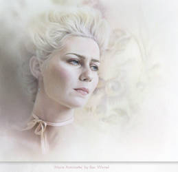 Marie Antoinette by becwinnel