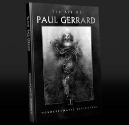 ART OF PAUL GERRARD VOL 1 by Sallow