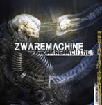 CD COVER ART : ZWAREMACHINE ALBUM by Sallow