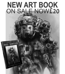 ART BOOK ON SALE NOW by Sallow