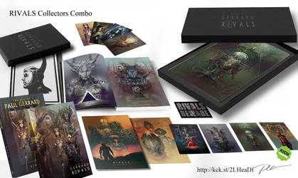 RIVALS : THE COLLECTORS COMBO Edition. by Sallow