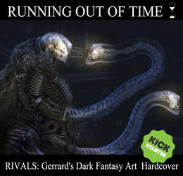 RIVALS : RUNNING OUT OF TIME 02 by Sallow