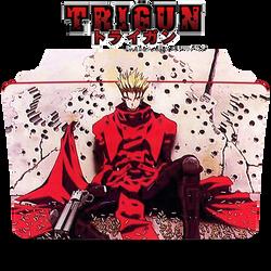Trigun Icon Folder by Mohandor