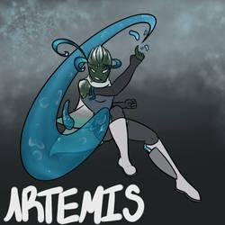 Artemis  by CosAce
