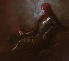Red Knight by fluxen