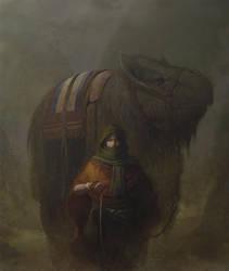 Nomad by fluxen