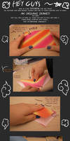 Akatsuki Origami Tutorial:: by Kyu-chanwich