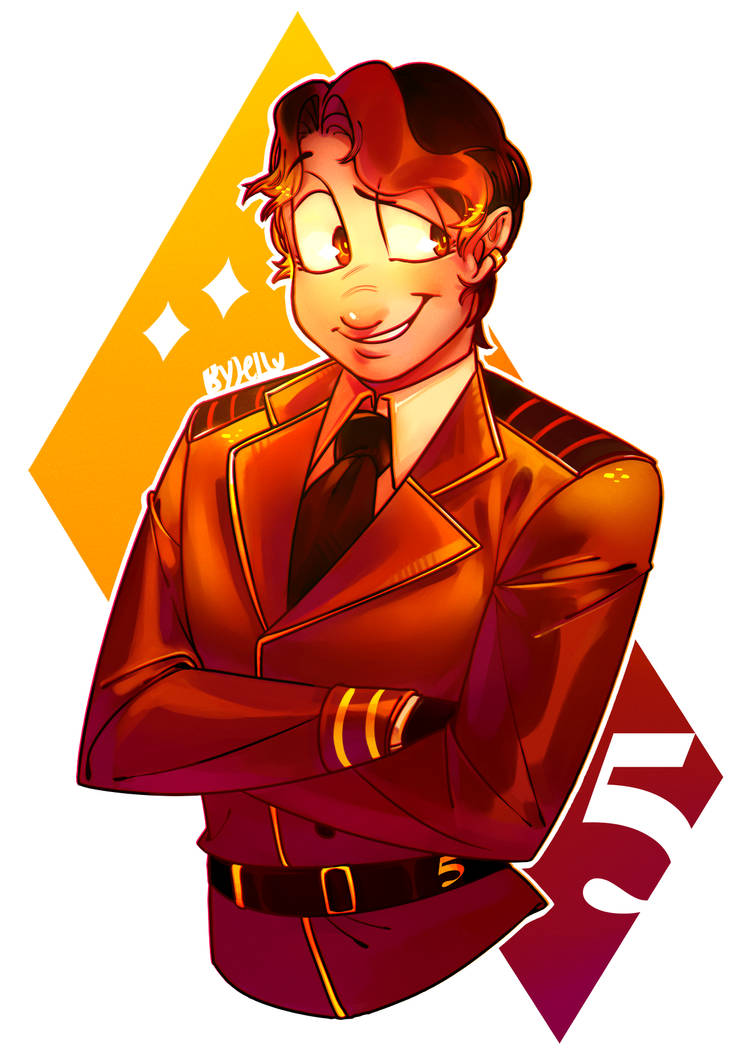 James by PCJelly