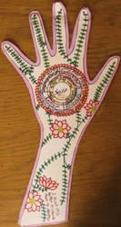 Henna Tattoo Design by Luluko17