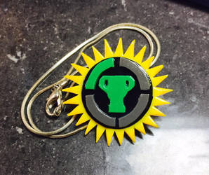 Game Theory Pendant! by BlackCatRemmy