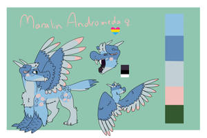 -wyngro- Maralin Andromeda by cerulean-k