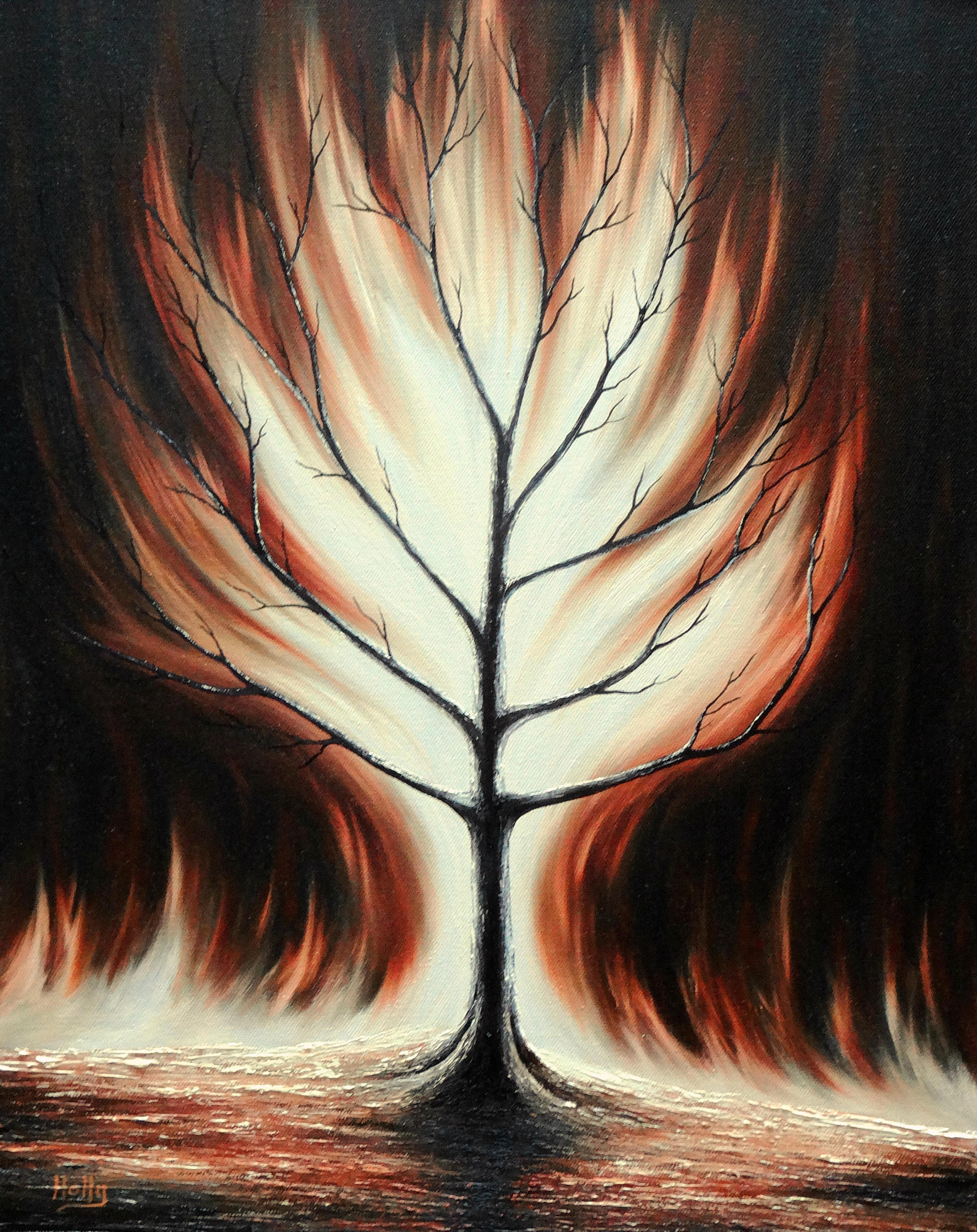 The Arbor Flame by NathanHolly