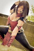Mileena Mortal Kombat X Cosplay by JuubeiChan