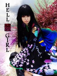 Jigoku Shoujo - Enma Ai III by MiyukiIshimura